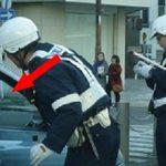 【※恐怖の実話】検問中、夫婦と子供が乗る車に違和感を感じた警官 → 違和感の正体に気づいた瞬間、トリハダが止まらない・・・