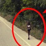 【※あなたには見えますか?】ゾッとする写真・・・ストリートビューに偶然写ってしまった不可解な画像・・・おわかりいただけただろうか・・・15選