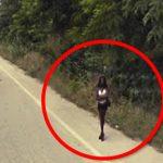 【※あなたには見えますか?】ゾッとする写真・・・ストリートビューに偶然写ってしまった不可解な画像・・・おわかりいただけただろうか・・・16選