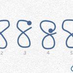 【※結構間違えている人が多いのかも!?書き順問題3問】 数字の「8」を5人に1人が正しく書けない!?あなたはどう書いていますか?